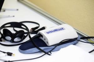 Sistema gebiomized, el cual permite hacer lecturas en test de campo.